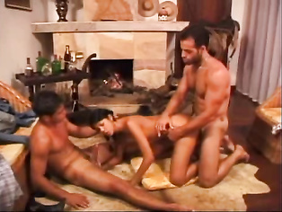 Cute Indian girl Kashmire fucked by her boyfriend and later join by mutual friend.
