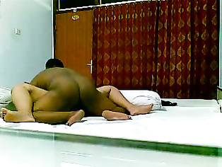 South indian couple recording their own sexual adventure while fucking in different positions in bedroom.