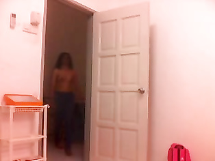 Bhabhi Changing After Shower - Movies. video3porn3