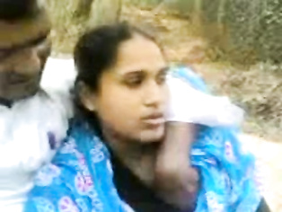 Bangla Couple In Park - Movies.