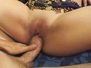 the best part is she is enjoying getting fucked and vidoe