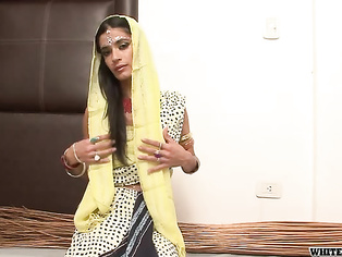 Lovely to see a genuine Indian woman in good quality porn