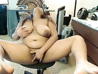 just love that hairy pussy and how she made love with it