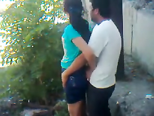 College lover outdoor sex free porn video scandal.