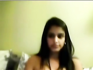 Hotty Naughty Girl Shefali Fingering on Cam.