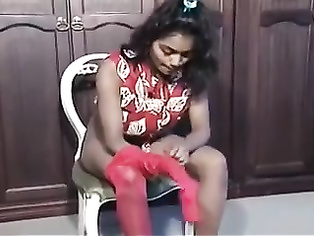 Flexible little dude and a cock loving girl Great combo