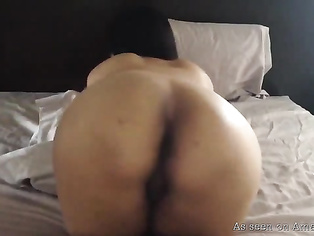 Homemade doggy style anal.