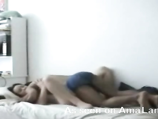 Homemade sex tape from this amateur Indian couple.