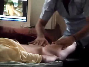 Horny Indian couple fucking at home.