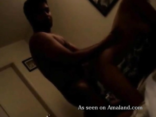 Indian Amateur Couple Makes Private Video.