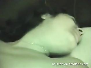Indian GF gets fucked in her tight shaven twat.
