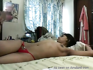 Indian lovers record their afternoon fuck session at home.