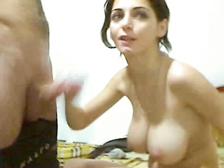 Awesome Girl Sucking Cock.