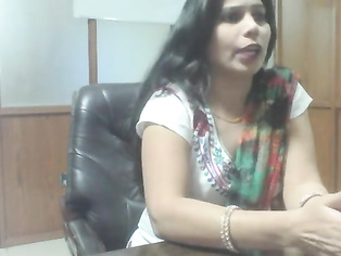 Bhabhi Saves Her Job.