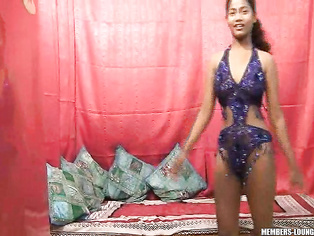 Vikki Having Sex with Gorgeus Indian Teen Anjali.