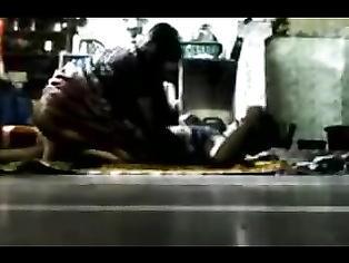 Tamil Couple Fucking On Floor.