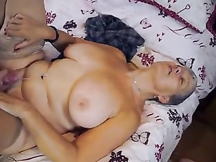 AgedLove CHUBBY mommy Lexie and Sam Bourne hardcore