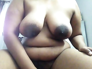 tamil wife bitch doing cam fun with online bf-p1