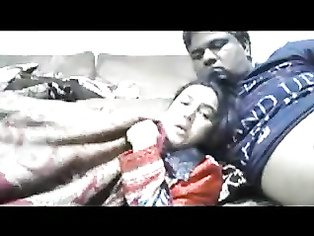 Hot Bhabhi Smnoking n enjoring with hubby webcam