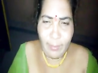 Indian mom aunty