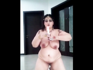 Tamil Hunter Aunty Seduction, Tease & Fucked with Cumshot