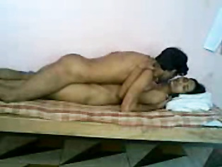 Kanpur collage student having a sex in their bedroom.