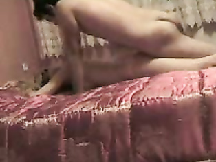 Indian couple on their honeymoon fucking in missionary position wife screaming in pain