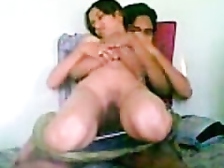 lovely mouth watering boobs exposed to tease her boyfriend in this must watch MMS