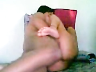Indian wife riding on her hubby cock in lounge having an intense orgasm screaming