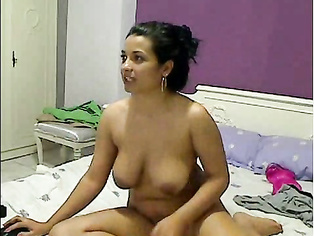 NRI zoya from Canada caught naked on webcam chatting live with fiance in India.