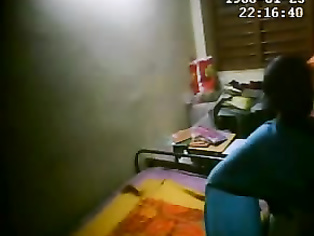 Hidden Cam In Guest Room - Movies.