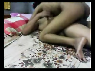 lifting her kameez to fondle her tits during sex foreplay in this awesome MMS