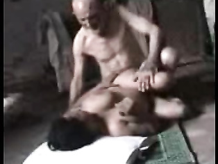 Married desi couple enjoying foreplay session before engaged in hardcore sex