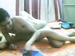 Indian couple enjoying orgasmic sex in their bedroom recorded on mobile cam