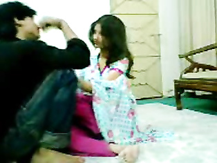 Dubai based pakistani wife dancing in sexy arab song in front of her hubby
