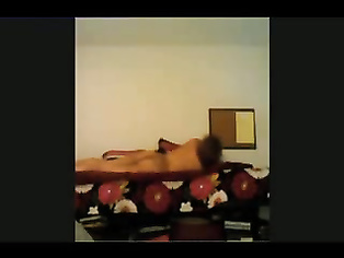 Hidden cam footage of desi girl taking shower recording her own video ad published online.