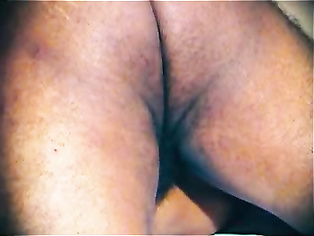 Unfaithful desi Jampor wife Kamini lying naked on top of her lover while the guy holds onto her ass.
