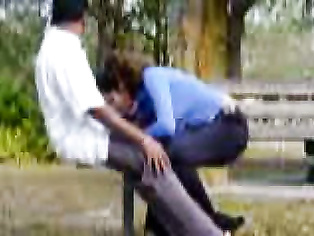 Desi Blowjob In Park - Movies.