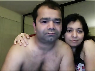 Self recorded video of exotic Indian babe taking her clothes off
