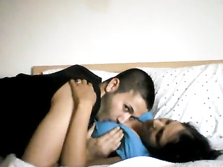 Hot steamy sex of young Pakistani boy fucking a mature tenant housewife in afternoon in absence of her hubby out for work!.