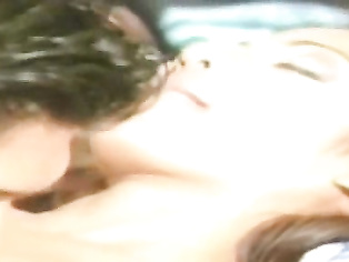 Amateur Indian bhabhi getting hot oil boobs massage from her husband taking complete care of her and playing with nipples as well