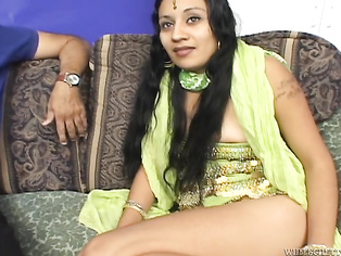 What I like about Indian porn is that it's so amateurish