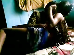 Sexy Indian babe sucking and riding BF's boner.