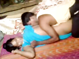 Teen Couple From Patna Have Sex On A Floor.