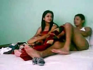 Indian Manipur couple makes sex tape at hotel.