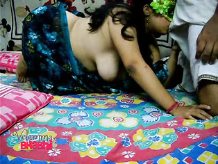 Velamma bhabhi is boob-a-licious, totally horny and ready to serve up some massive mammary fun.
