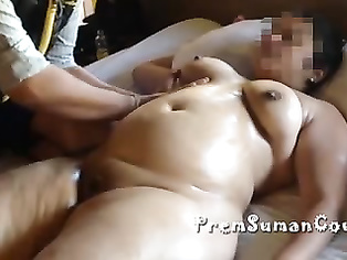 Indian Milf S Getting Her Boobs n Vagina Massaged