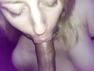 British Girl sucking Desi Guy