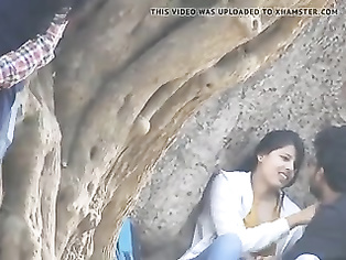 Indian love birds caught on hidden cam