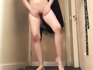 Paki girl stripping and fingering